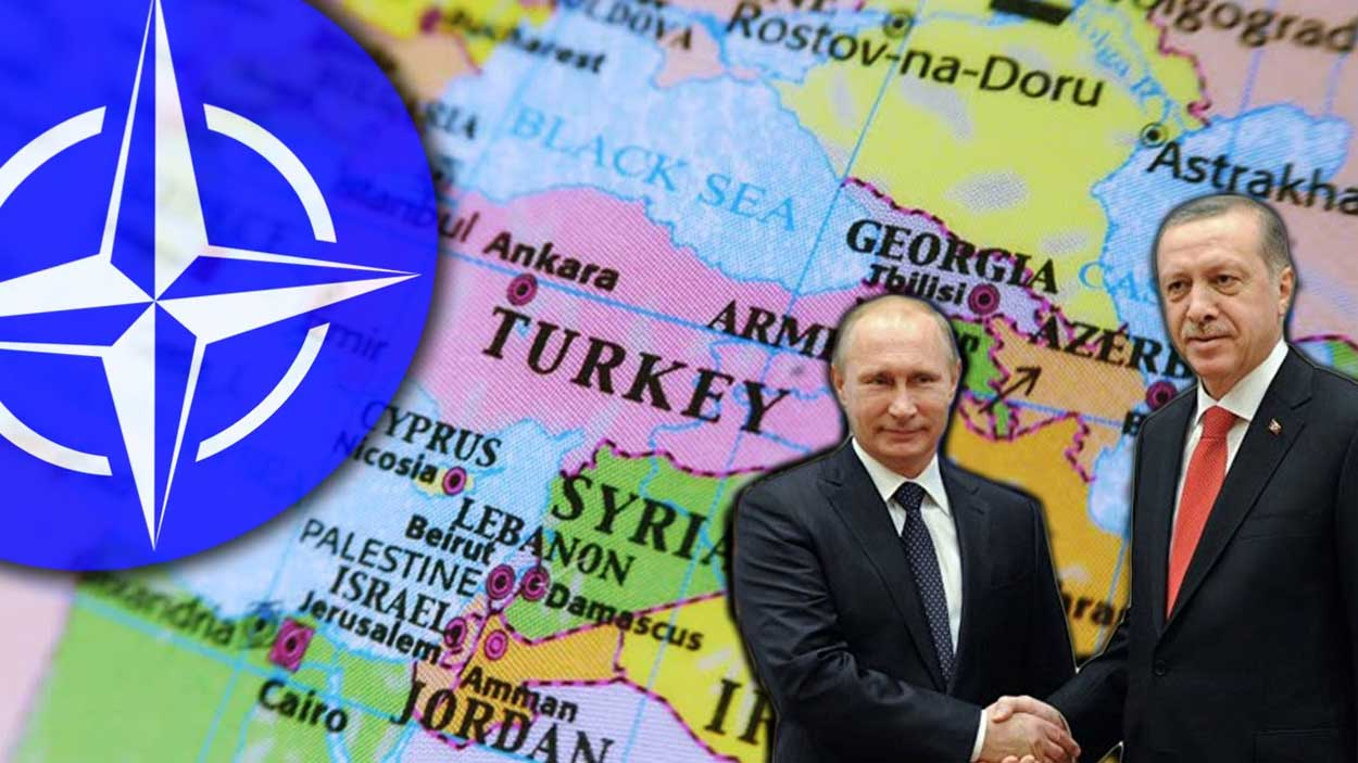 Turkey, NATO, Russia